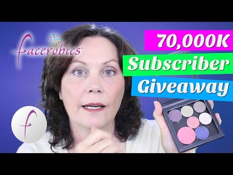 Renew Me® 70,000K Subscriber Giveaway Watch to Find Out More | FACEROBICS® Face Exercise Program