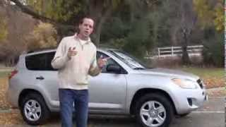 2009 2012 Toyota RAV 4 Used Car Reviews
