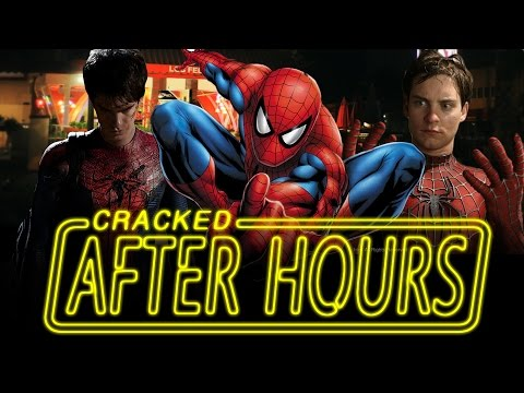After Hours - 4 Reasons Spider-Man is Secretly Bad at His Job