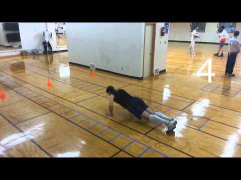 February 2014 Reddit fencing challenge. Agility!