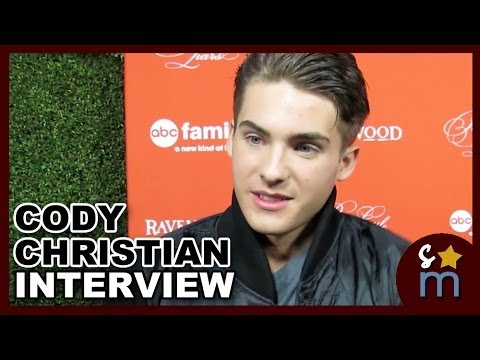 Cody Christian Talks PRETTY LITTLE LIARS & THE STARVING GAMES