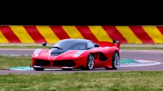 Ferrari anuncia chegada do FXX K, uma vers�o ainda mais violenta do LaFerrari