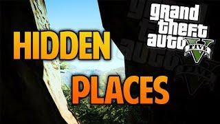 GTA 5 Hidden Places & Secret Locations (GTA 5 Hidden
