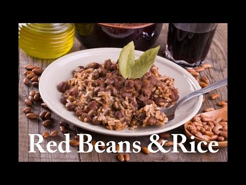 How to Make Red Beans & Rice