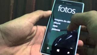 Captura De Tela ( Print) Windows Phone Lumia 720 Pt