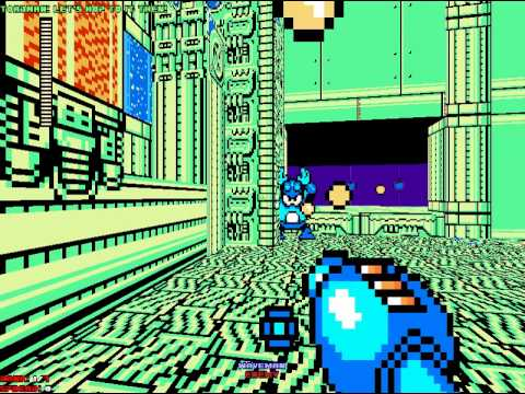 Megaman 8bit Deathmatch Part 5 - Doc Robots!