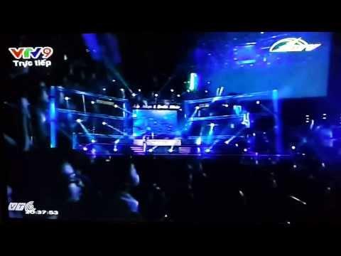 [Live] Nếu Như Ta Cách Xa - Bảo Thy & Hồ Quang Hiếu ( Âm Nhạc Và Bước Nhảy T11/2013 )