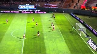 Las dos primeras fueron de Alario. River 0 - Colón 0. 8vos. Copa Argentina. FPT