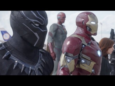Captain America 3: Civil War | official Super Bowl spot (2016) Chris Evans