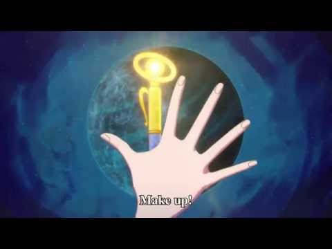 Sailor Mercury Crystal Transformation Power Moon - YouTube,