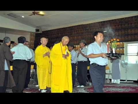 Hòa Thượng Thích Thanh Đạm Viên Tịch Ngày 4 Tháng 12 Năm 2011