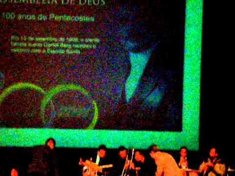 Homenagem aos Pastores do RS Centenário da Assembléia de Deus no Brasil (parte 1)