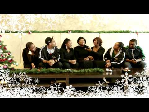 Christmas greetings from Harlem Gospel choir