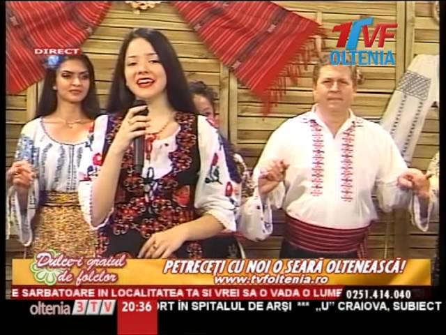 Eliza CALAFETEANU - Dulce-i graiul de folclor - muzica populara 2013