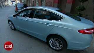 Car Tech - 2013 Ford Fusion Hybrid videos