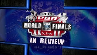 2015 PBR World Finals highlights