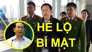 Chấn động: Trịnh Xuân Thanh khai toẹt Trần Đại Quang bí mật đứng đằng sau đường dây tổ chức bỏ trốn?