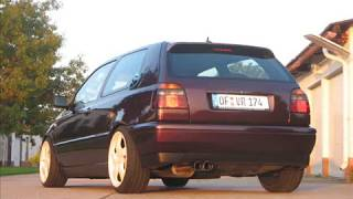 Golf VR6 Kompressor & VR6 Turbo Ralf-Richter.de