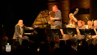 Vic Vogel et le Jazz Big Band (2014-06-29) L'Astral (Maison du Festiva