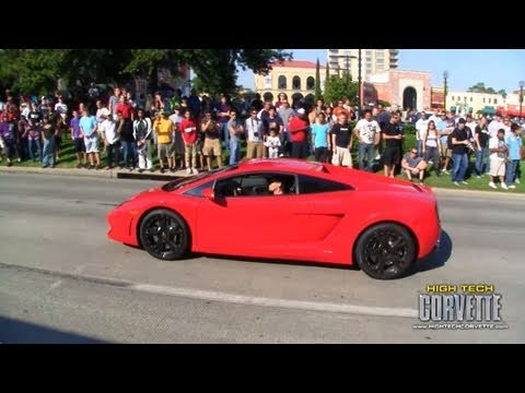 Coffee & Cars - Houston, TX - October 2010 (part 2)
