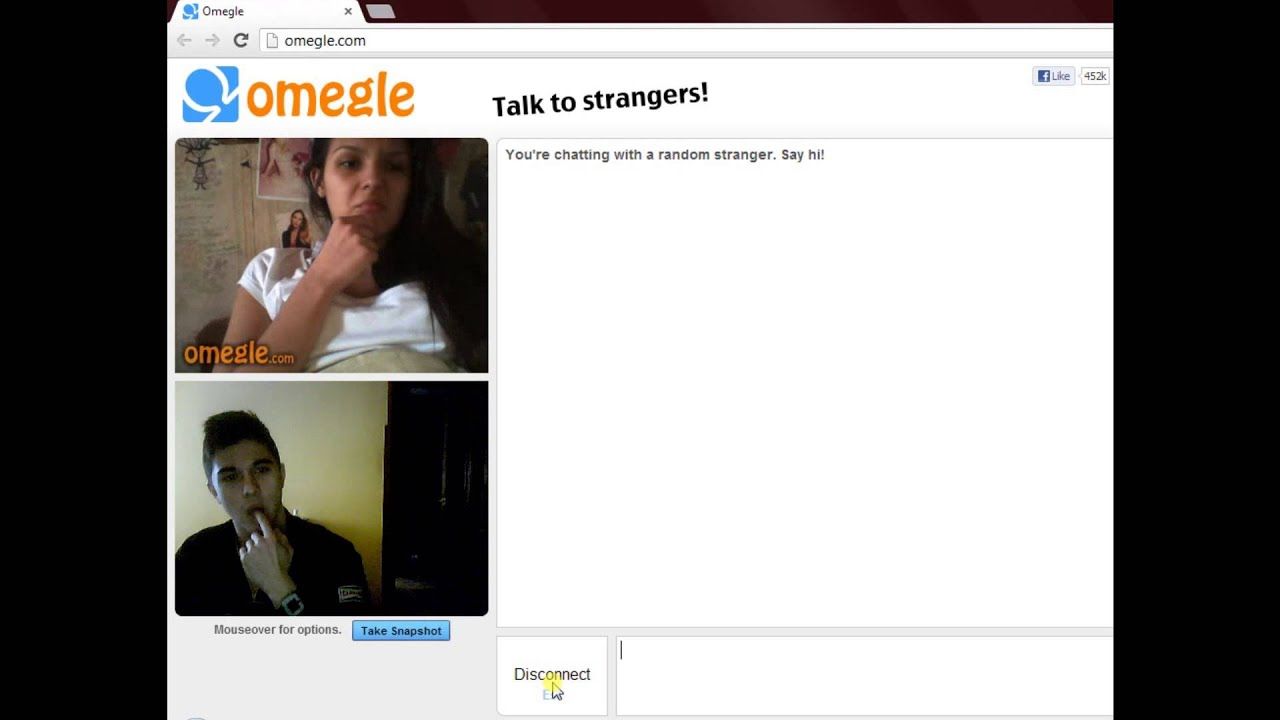 webcam chat like omegle