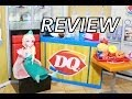 MiWorld Dairy Queen DQ Review Mi World Playset Toy with Disney Frozen Elsa ~ AllToyCollector
