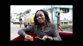 HIP TV STREET INTERVIEW WITH SEYI SHAY