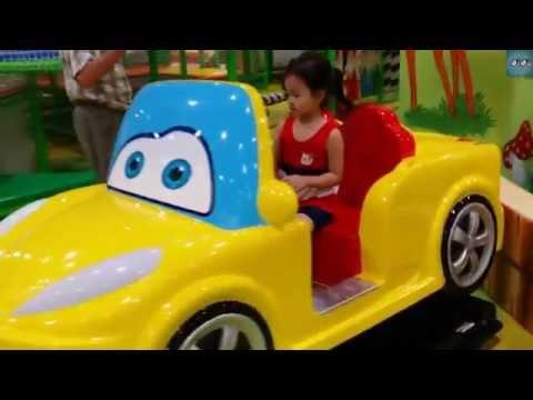 10 điểm vui chơi không thể bỏ qua của bé |Great indoor playground for kid - VinKE Đà Nẵng