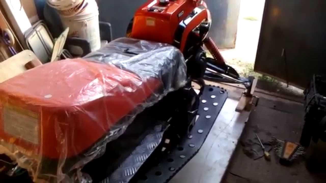 Снегоход т 150 как поменять масло видео
