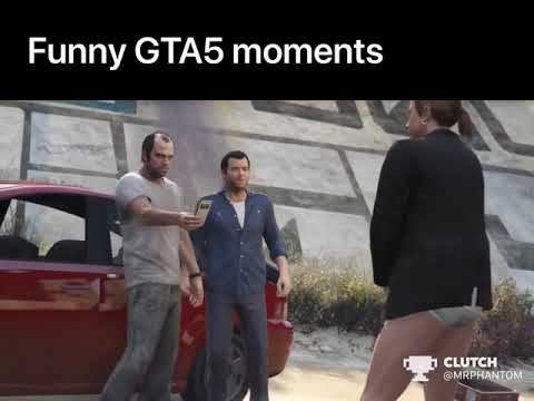 GTA5 FUNNY MOMENTS
