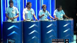 Génies en Herbe | Anne Marie javouhey   vs Lycée  David Diop Mendes