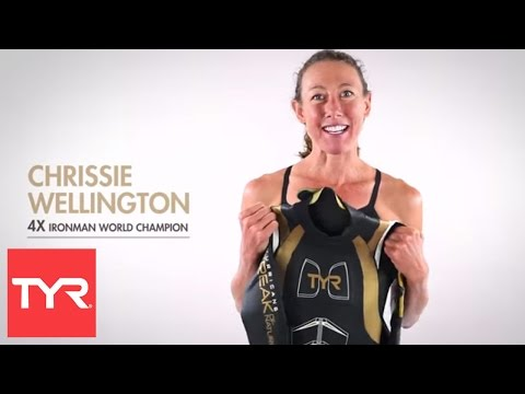 TYR Wetsuit Instructions