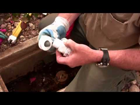 How to use teflon tape on pipe threads