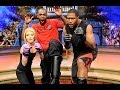 UFC Champ Jon Jones Teaches Kelly and Michael Some Moves