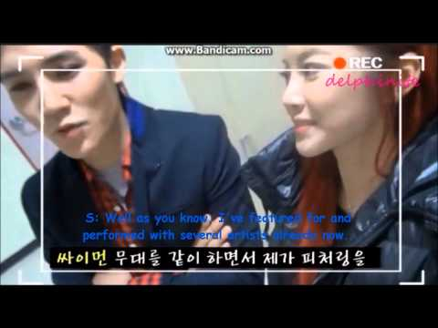 [ENG SUB] NS Yoon-G's Life Style Ep 3 feat Simon (Dalmatian)