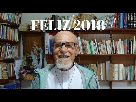 Mensagem de Ano Novo | 2018 | Padre José Sometti | ANSPAZ