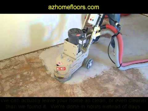 how to clean concrete dust