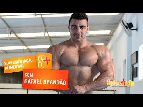 Rafael Brandão - Suplementação Alimentar