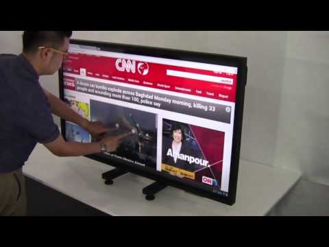 TablerTV: NEC 42, 46, 55 Inch Touch Screen Monitor (For NEC V423, V463 ...