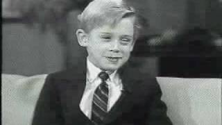 Macaulay Culkin Interview (1991)