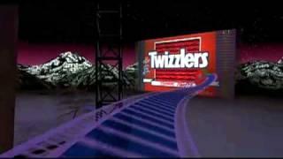 Regal Cinemas Pre-Show Roller Coaster