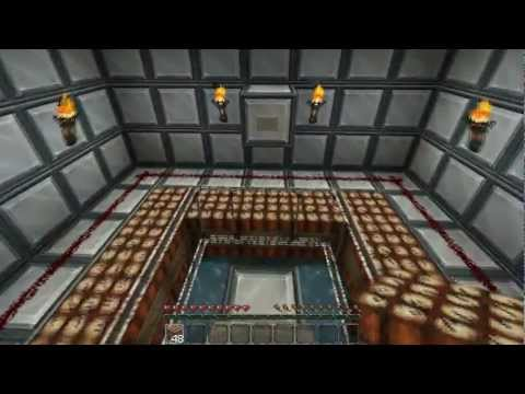 Human TNT Cannon - Minecraft (Safe in Survival Mode)