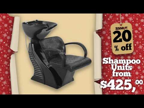 Salon Equipment - Superior Salon Equipment Winter Holiday Sale