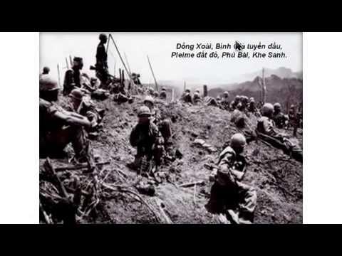 Chân Dung Người Lính VNCH - Giọng đọc: Nợ Nước Thù Nhà