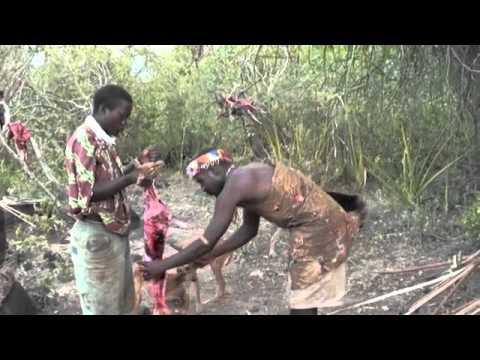 Hadzabe, la última tribu cazadora y recolectora de África 1