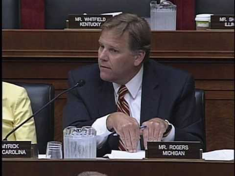 Congressman Mike Rogers' Opening Statement on...