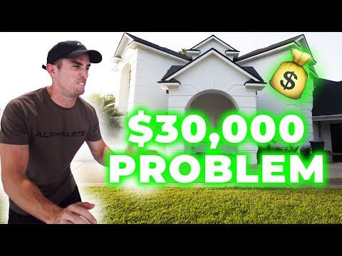 My new $30,000 problem