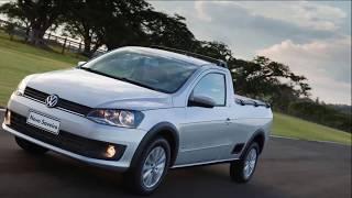 LANÇAMENTO Nova Volkswagen Saveiro Trend Cabine Simples