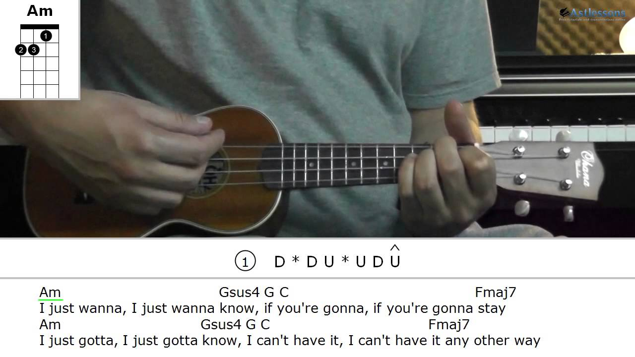 How to play Riptide with Vance Joy (Ukulele plus guitar adaptation) - YouTube