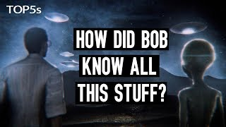 5 Things Bob Lazar Should Never Have Known... But DID..